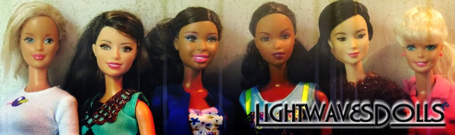Lightwaves Dolls