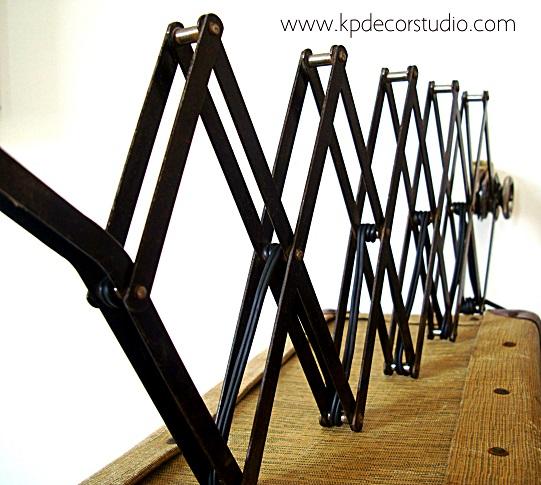 Comprar flexos y apliques originales restaurados estilo industrial auténtico