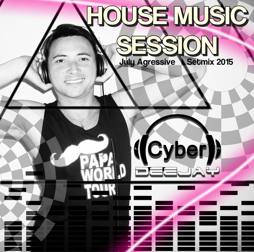 Dj cyber house music session july agressive setmix 2015 for Tribal house music 2015