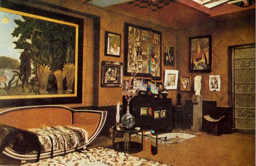 arts visuels eileen grey. Black Bedroom Furniture Sets. Home Design Ideas