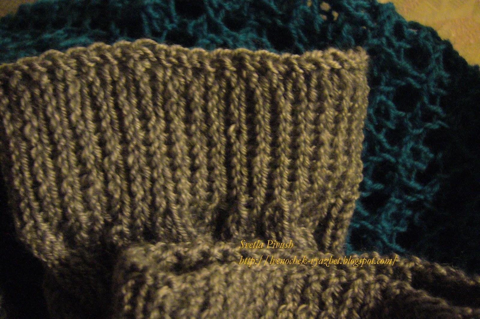 Вязать носки по кругу носки