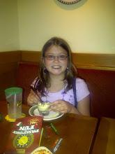 Kelsey's Birthday Dinner