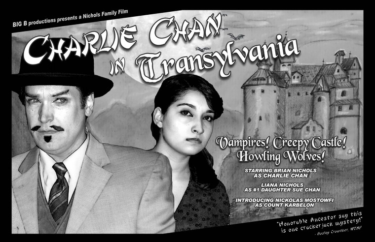 the Roads of Autumn Dusk: CHARLIE CHAN IN TRANSYLVANIA: Movie Review