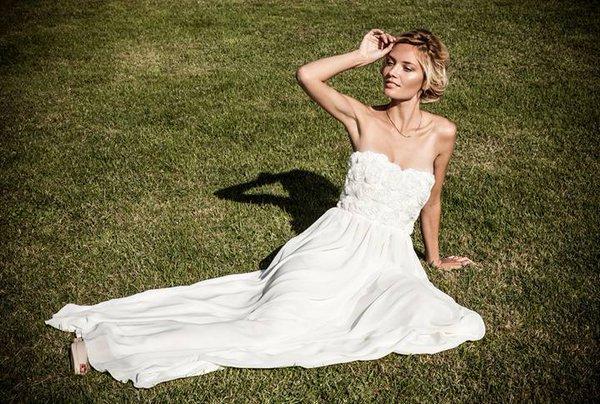 miss aquitaine 2015 mariée