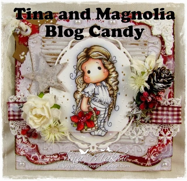 Tina and Magnolia Blog Candy