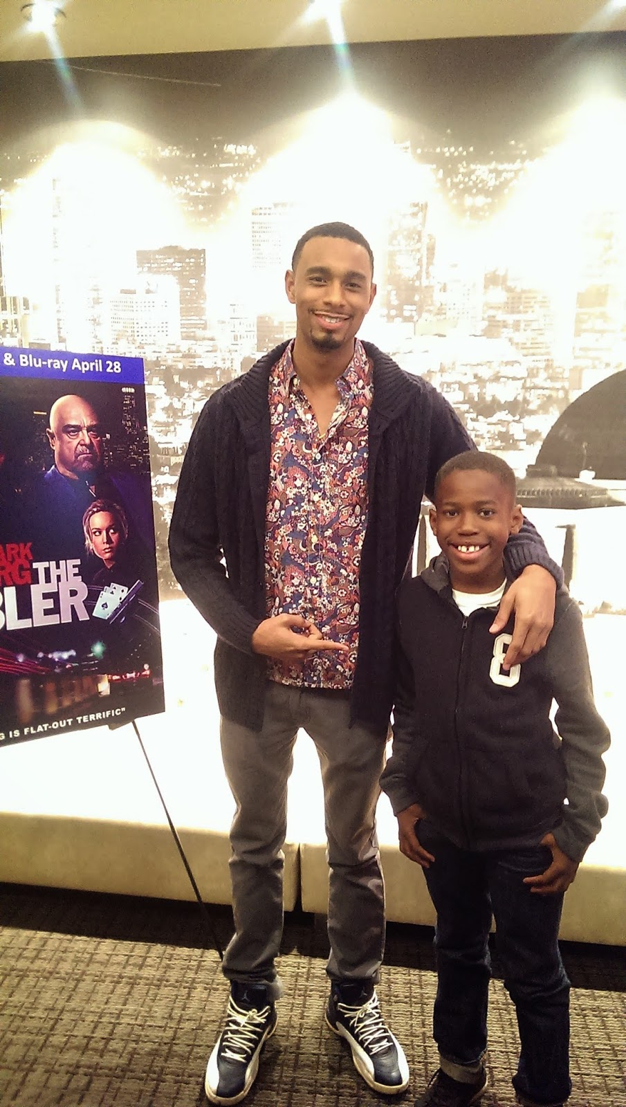 Anthony%2BKelley Hang Time With Anthony Kelley of The Gambler -  The Gambler on DVD  and Blu Ray April 28th