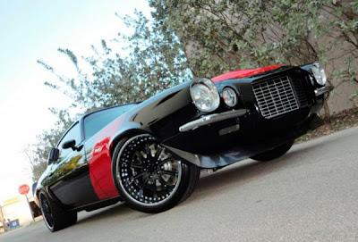 Camaro Antigo 1970