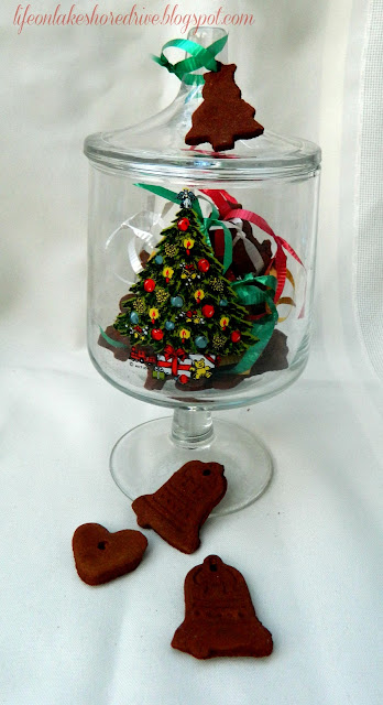 "alt="" Cinnamon Applesauce Ornaments Fun Kids or adult Craft Christmas ornaments"""