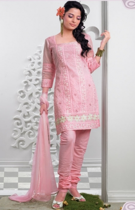 Indian-Wedding-Churidar-Dress