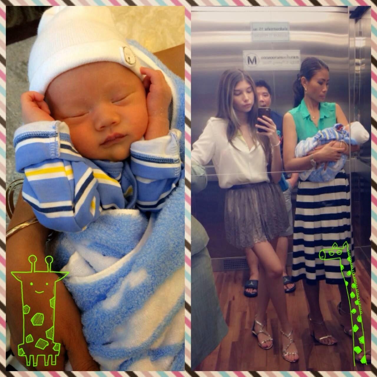 bokep anak kecil 08 Buat yang mau liat betapa lucunya bayi bernama Maxwell ini, ini dia fotonya  yang beberapa hari lalu diupload di akun instagram sang ibu, Sara.