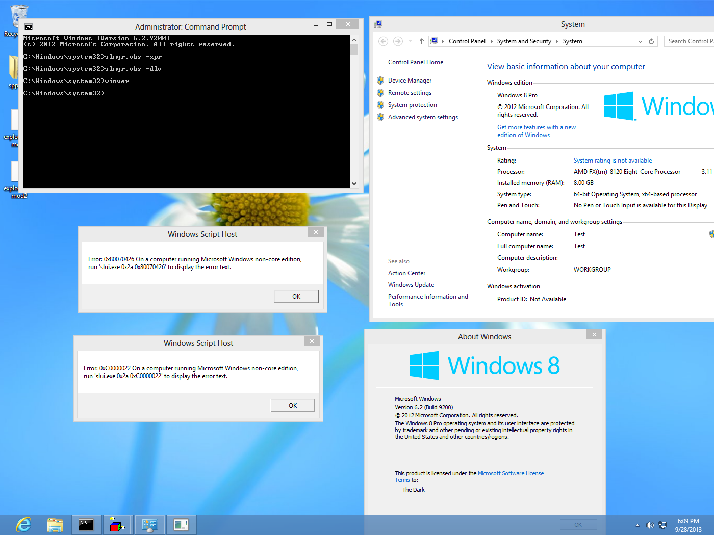 crack windows 8 pro build 9200 64 bit