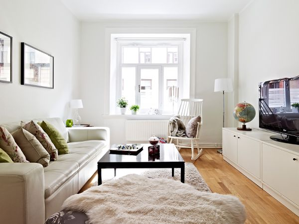 Home Becomes Her 5 Ways Look Slimmer Amp Make A Room Look