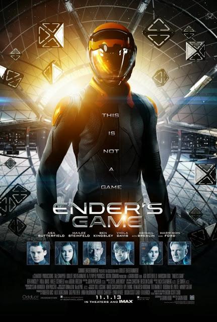 [Crítica] El Juego de Ender. Entrenando a niños para una guerra interespacial
