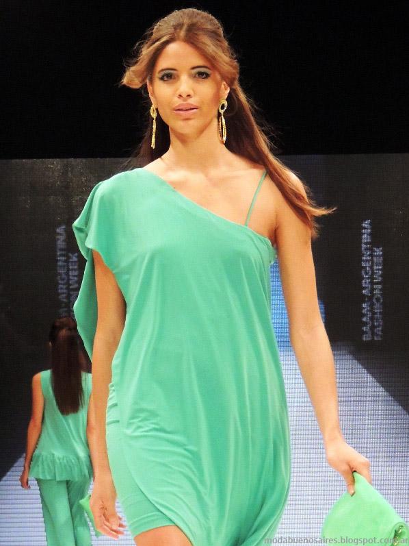 Adriana Costantini primavera verano 2014. Moda 2014.
