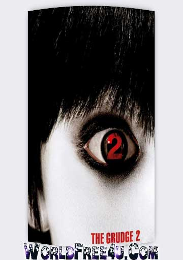 Poster Of Hollywood Film The Grudge 2 (2006) In 300MB Compressed Size PC Movie Free Download At worldfree4u.com