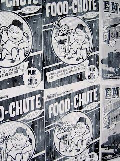 food chute