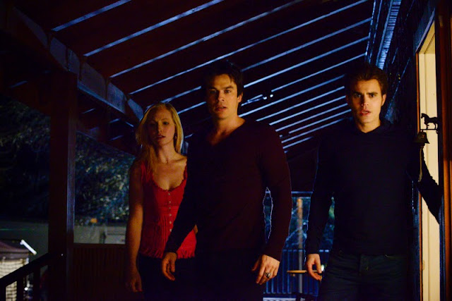 The Vampire Diaries - Episode 5.20 - What Lies Beneath - Review