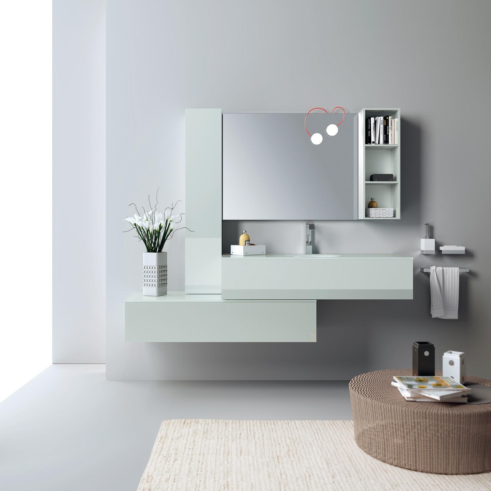 Un tocco di eleganza in bagno ludovico arredamenti for Accessori bagno dorati