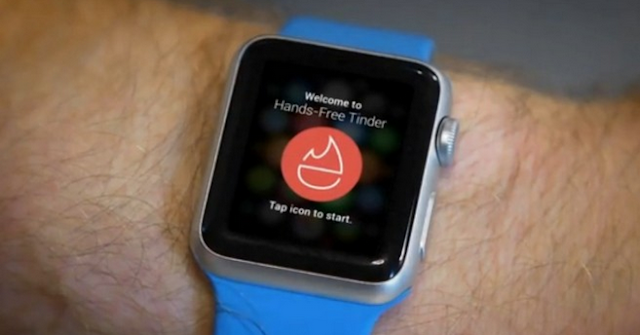 Automatic Dating by Apple Watch