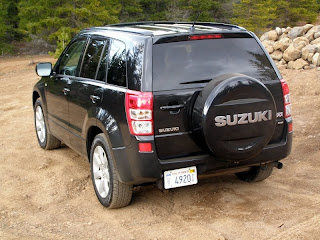 Suzuki Grand Vitara - Subcompact Culture