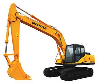 Shantui Excavators SE210