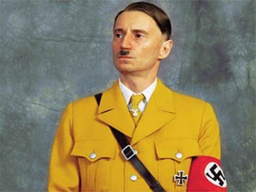 Hitler: the Rise of Evil (2003) - Vernon Johns
