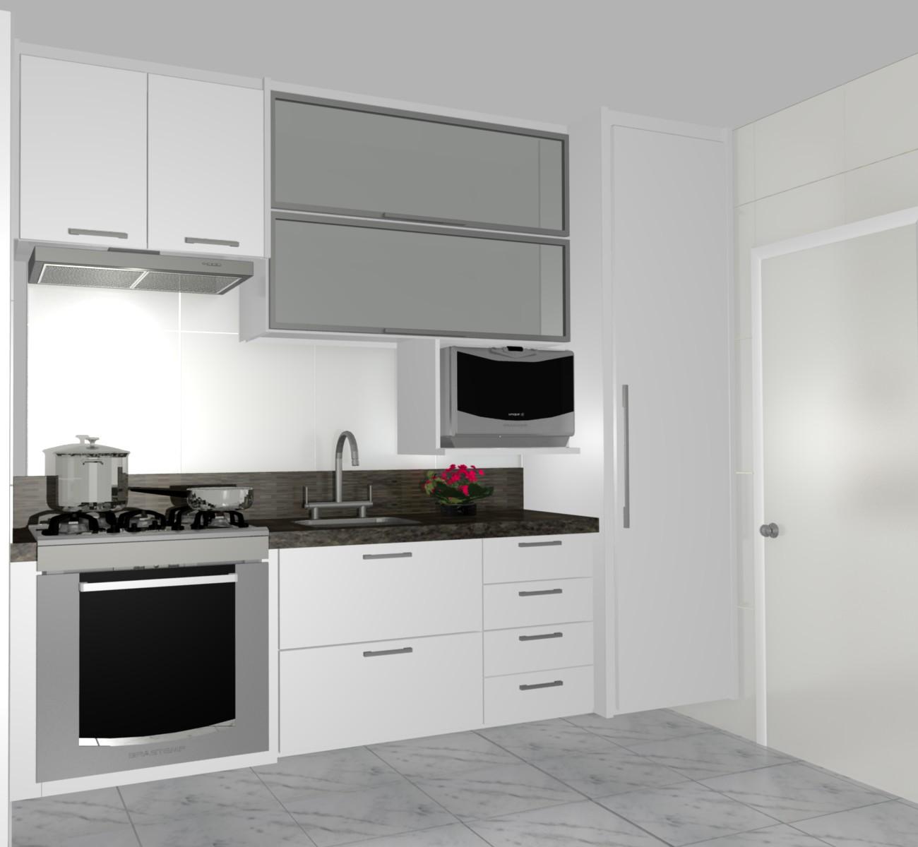Cozinha Planejada Luxo Projetos De Cozinhas Para Voc Se Apaixonar