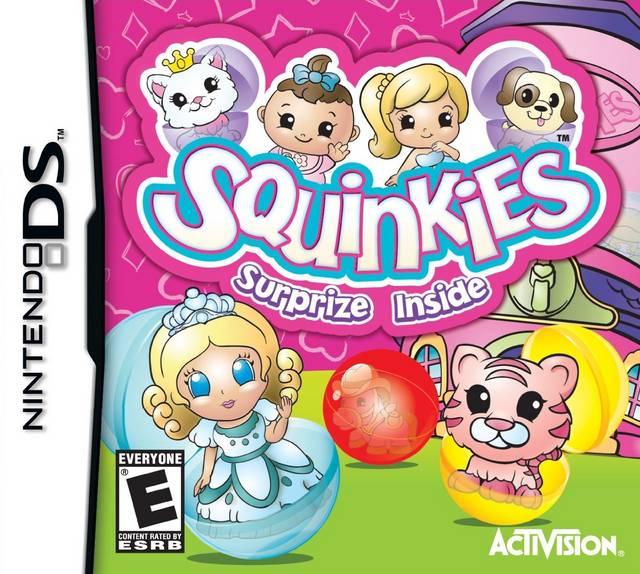 Squinkies Surprize Inside (Multi7 incluye Español) (Nintendo DS)