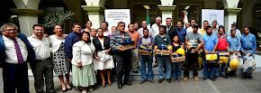 Trabajadores municipales de Xalapa reconocen conquistas laborales
