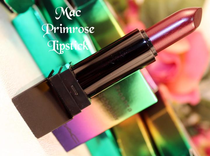 Mac Primrose lipstick