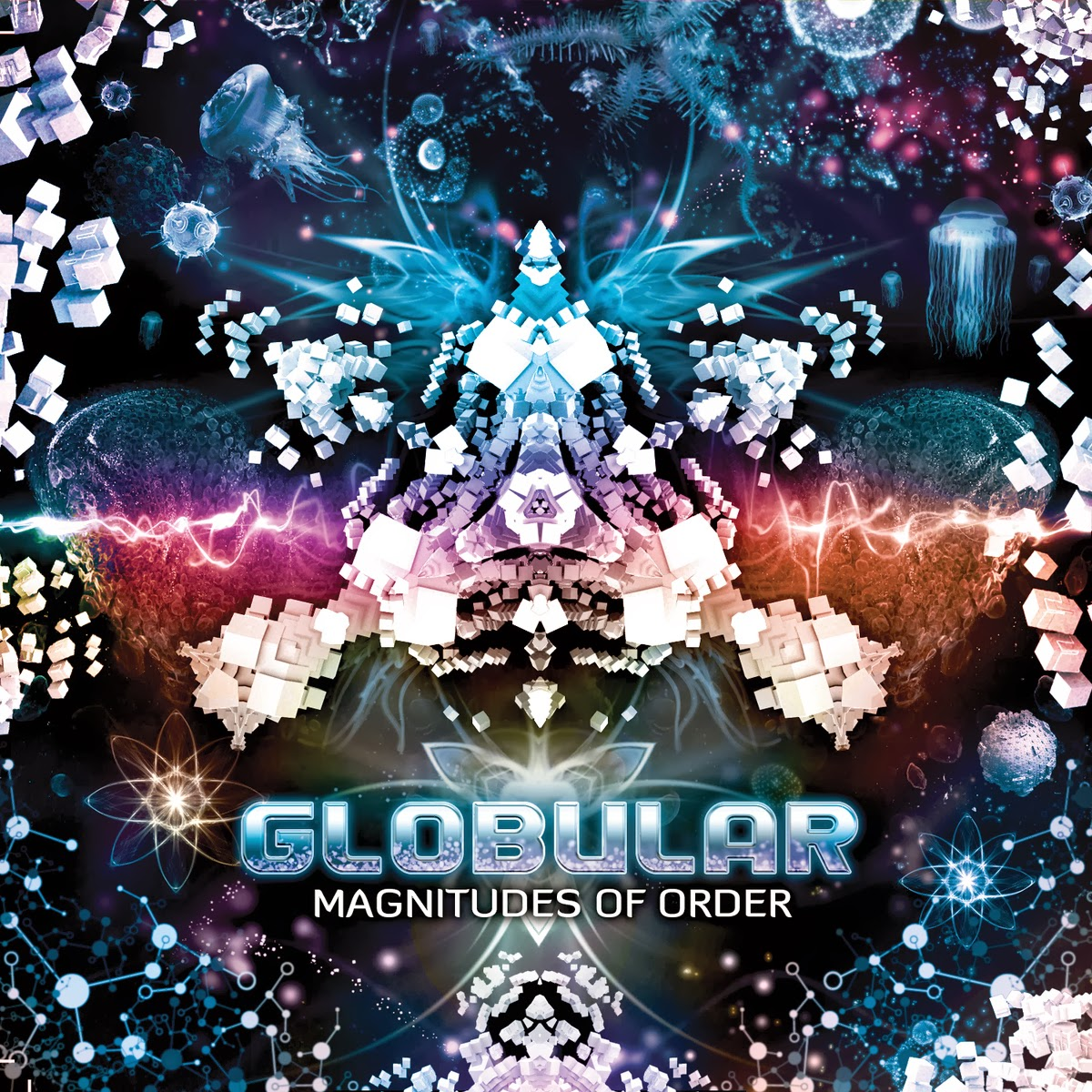 cover for globular - magnitudes of order