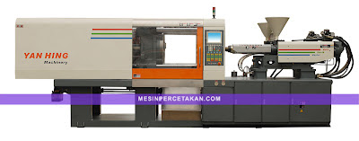mesin injeksi plastik (plastic injection machine)