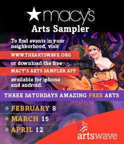 Macy's Arts Sampler
