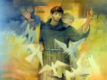 Nosso Pai Francisco - por Mario Bogani
