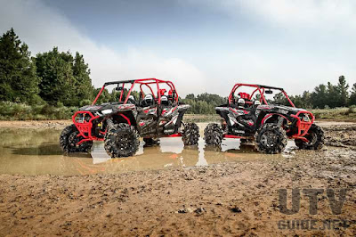 RZR XP 4 1000 High Lifter Edition