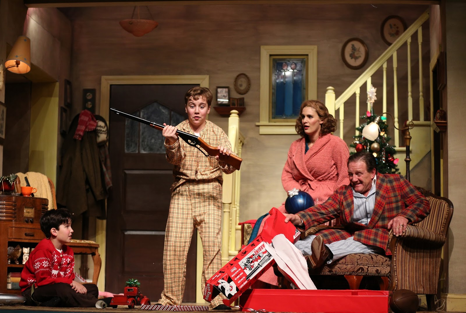 review of paramount theatres a christmas story - Randy From A Christmas Story