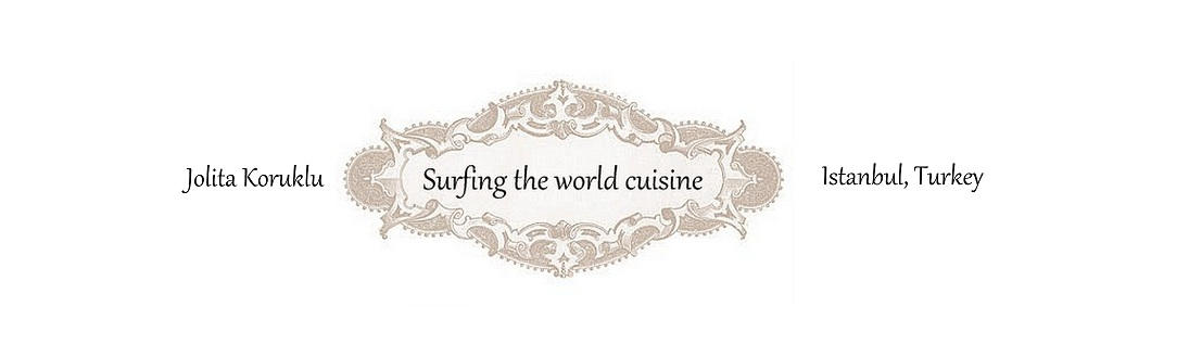 Surfing the world cuisine