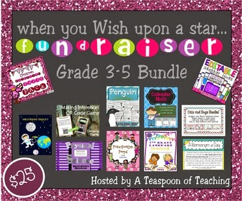 Grades 3-5 Make a Wish Bundle