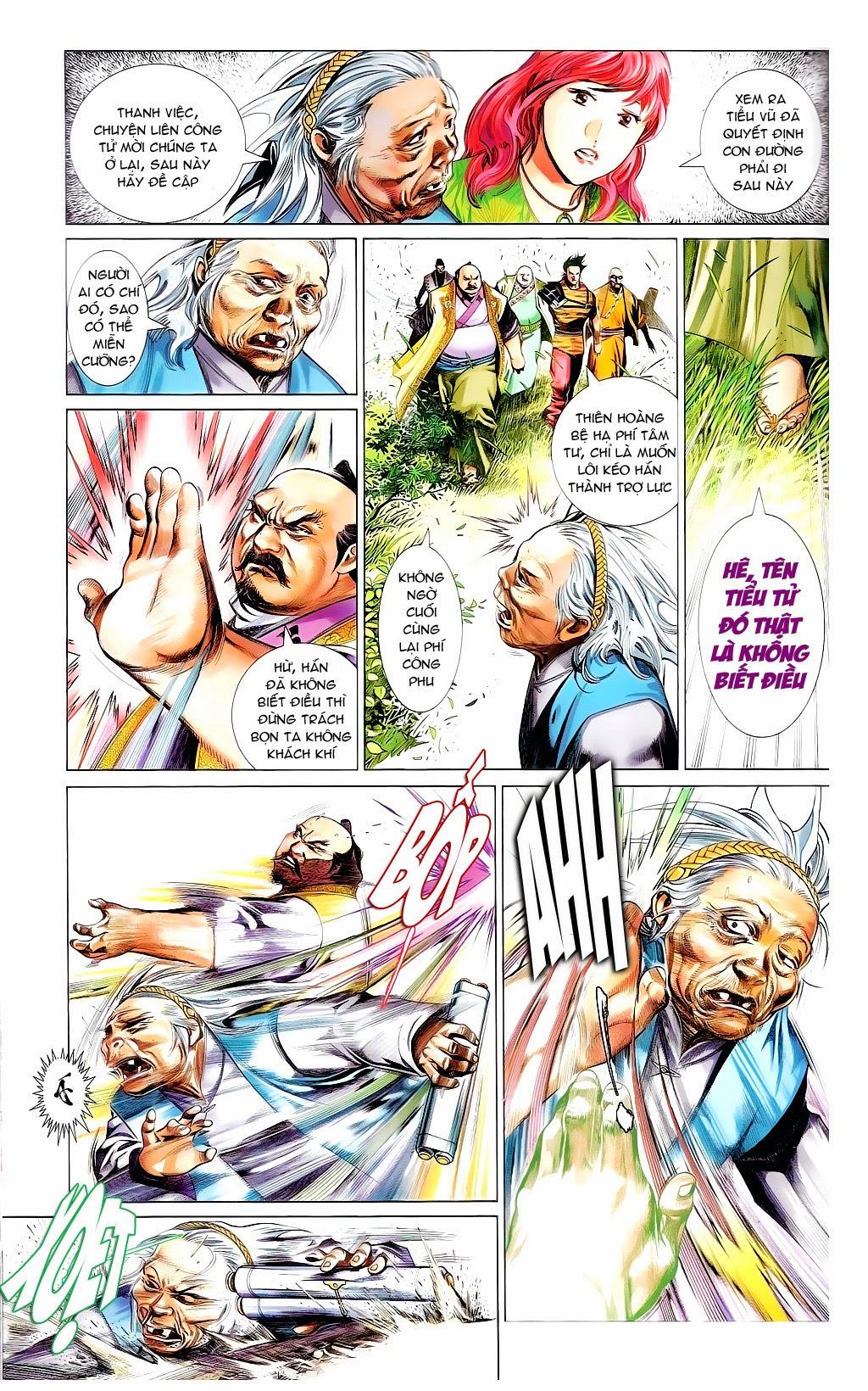 Phong Vân Chap 665 - Trang 46