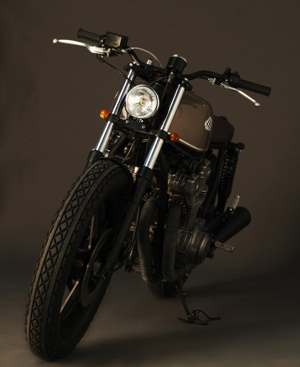 cafe racer special honda cb 750 kz 1980 crd 5 c clope. Black Bedroom Furniture Sets. Home Design Ideas
