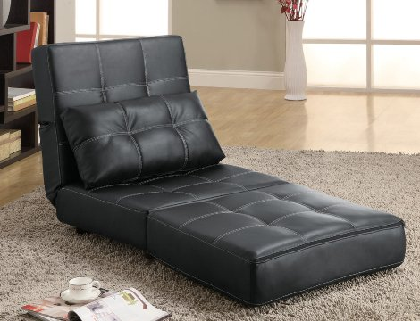 single sofa chair bed