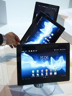 Vendas de ipad menor que tablets android