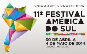 Festival América do Sul. Foto: divulgação