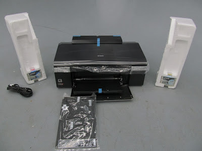 reset pads printers Epson Stylus Photo R280