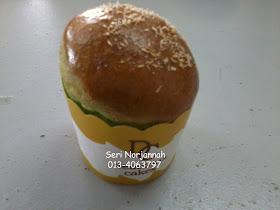Cupbread Kaya Pandan