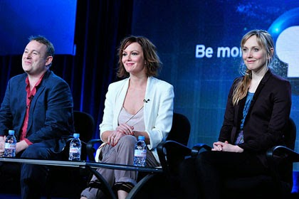 PBS' The Bletchley Circle panel at Winter 2014 TCA Press Tour