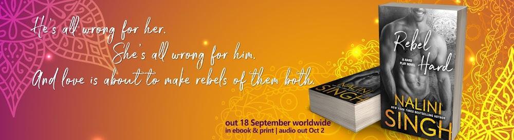 Nalini Singh's Weblog