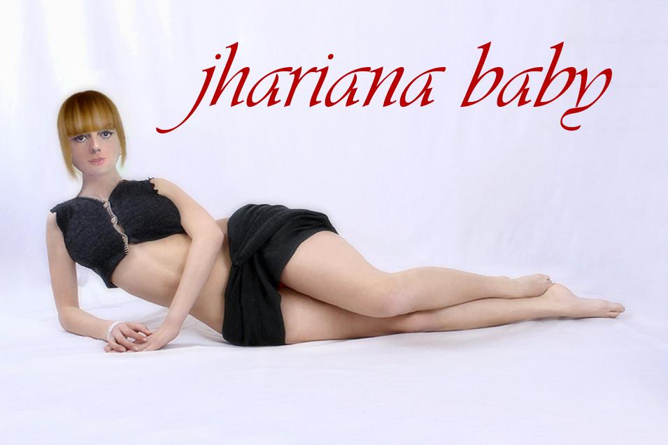 jhariana baby