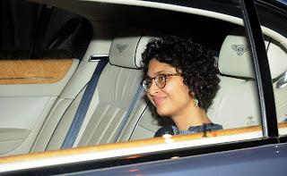 Aamir Khan & Others at Ritesh Sidhwani Diwali party