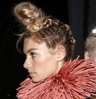 Topknot Hairstyle